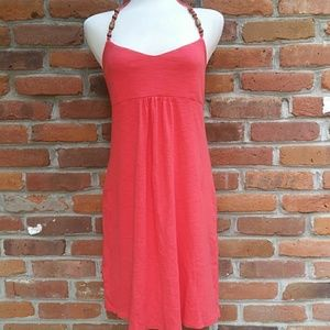 New Tommy Bahama Coral Summer Dress
